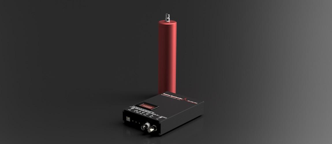 Gamma Spectroscopy with GS-USB-PRO