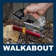 GS-WALKABOUT Acrylic Carry Frame For Gammaspectacular