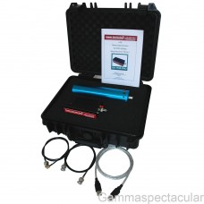 "GSB-1525-PRO Gamma Spectrometry Kit - 1.5"" x 2.5"" NaI(Tl) Detector"